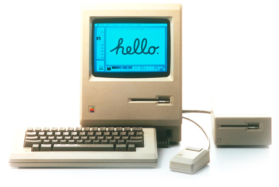 Love Mac - Apple Macintosh Plus 1986